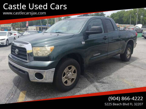 2007 Toyota Tundra for sale at Castle Used Cars in Jacksonville FL