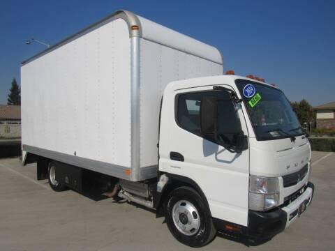 2014 Mitsubishi Fuso FEC52S for sale at Repeat Auto Sales Inc. in Manteca CA