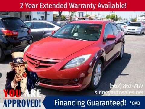 2011 Mazda 626 for sale at Sidney Auto Sales in Downey CA