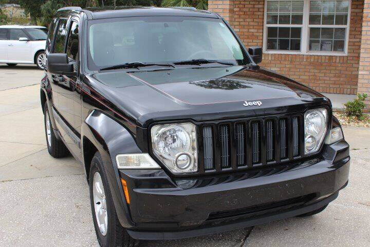 2011 Jeep Liberty for sale at MITCHELL AUTO ACQUISITION INC. in Edgewater FL