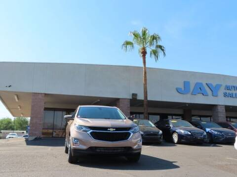 2019 Chevrolet Equinox for sale at Jay Auto Sales in Tucson AZ