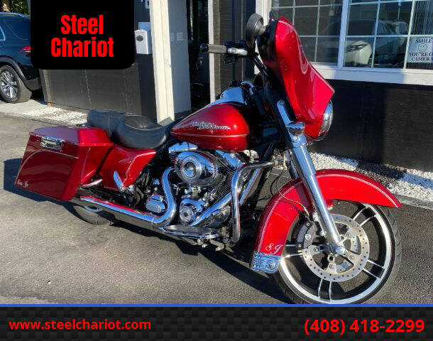 2013 Harley-Davidson FLHXI for sale at Steel Chariot in San Jose CA
