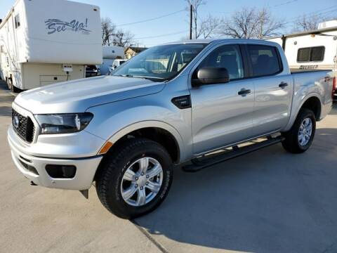 2019 Ford Ranger for sale at Kell Auto Sales, Inc - Grace Street in Wichita Falls TX