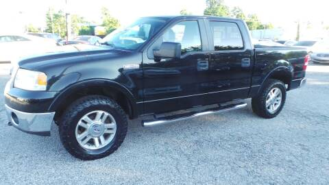 2007 Ford F-150 for sale at Unlimited Auto Sales in Upper Marlboro MD