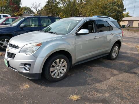 2011 Chevrolet Equinox for sale at Paulson Auto Sales in Chippewa Falls WI