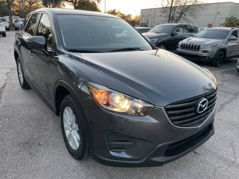 2016 Mazda CX-5 for sale at PRESTIGE AUTOPLEX LLC in Austin TX