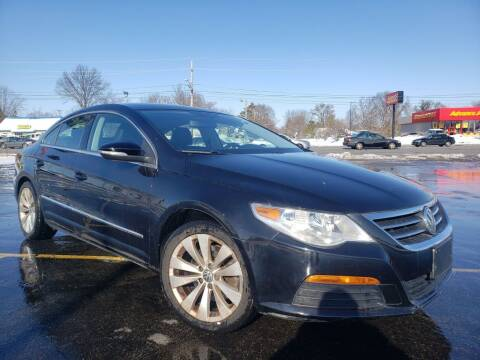 2012 Volkswagen CC for sale at speedy auto sales in Indianapolis IN