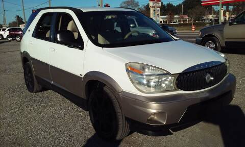 2005 Buick Rendezvous for sale at Pinellas Auto Brokers in Saint Petersburg FL