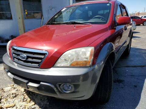 2008 Kia Sorento for sale at All American Autos in Kingsport TN