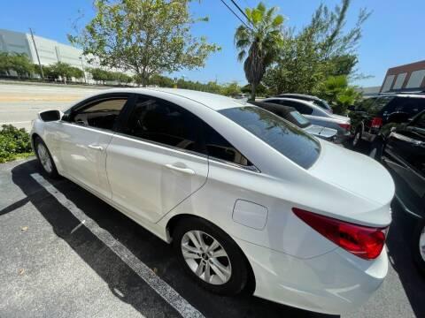 2013 Hyundai Sonata for sale at LAND & SEA BROKERS INC in Pompano Beach FL