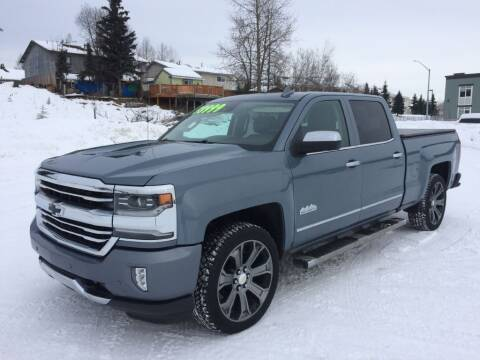 2016 Chevrolet Silverado 1500 for sale at Delta Car Connection LLC in Anchorage AK
