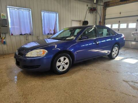 2007 Chevrolet Impala for sale at Sand's Auto Sales in Cambridge MN