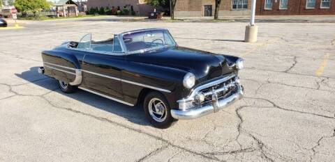 1953 Chevrolet Bel Air for sale at Classic Car Deals in Cadillac MI