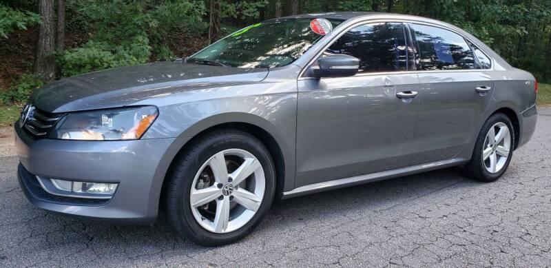 2015 Volkswagen Passat for sale at Chris Motors in Decatur GA
