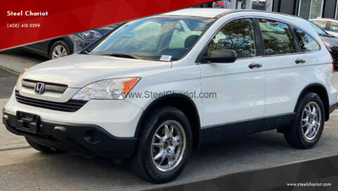2009 Honda CR-V for sale at Steel Chariot in San Jose CA