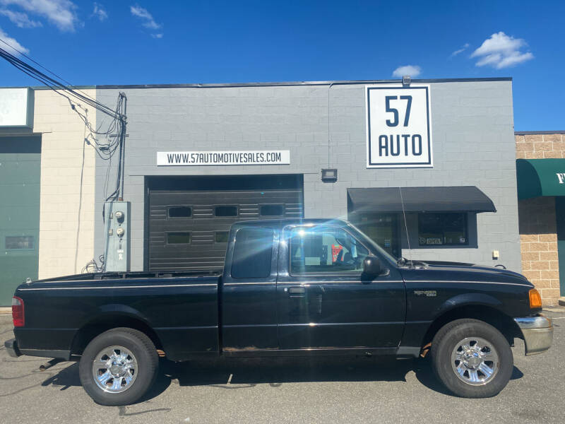 2004 Ford Ranger for sale at 57 AUTO in Feeding Hills MA