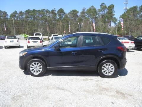 2013 Mazda CX-5 for sale at Ward's Motorsports in Pensacola FL