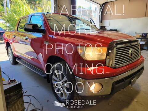 2013 Toyota Tundra for sale at Rosedale Auto Sales Incorporated in Kansas City KS