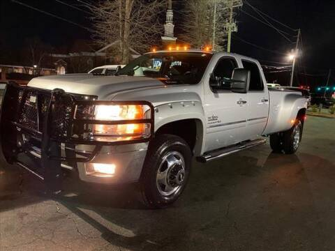2012 Chevrolet Silverado 3500HD for sale at iDeal Auto in Raleigh NC