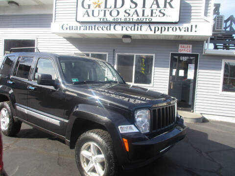 2008 Jeep Liberty for sale at Gold Star Auto Sales in Johnston RI