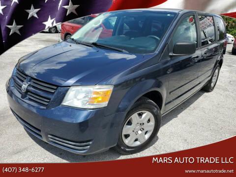 2008 Dodge Grand Caravan for sale at Mars auto trade llc in Kissimmee FL