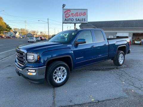 2017 GMC Sierra 1500 for sale at Bravo Auto Sales in Whitesboro NY