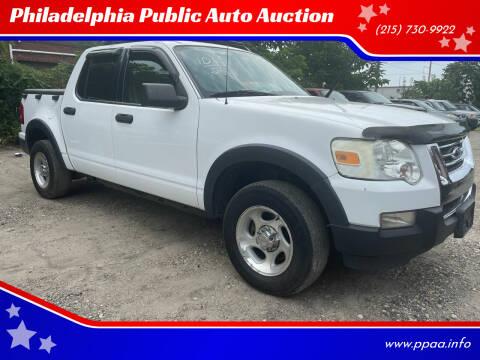 2007 Ford Explorer Sport Trac for sale at Philadelphia Public Auto Auction in Philadelphia PA
