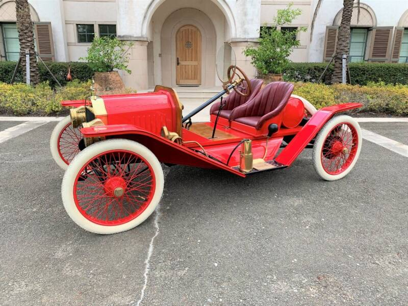 1912 Ford Model T for sale at ROGERS MOTORCARS in Houston TX