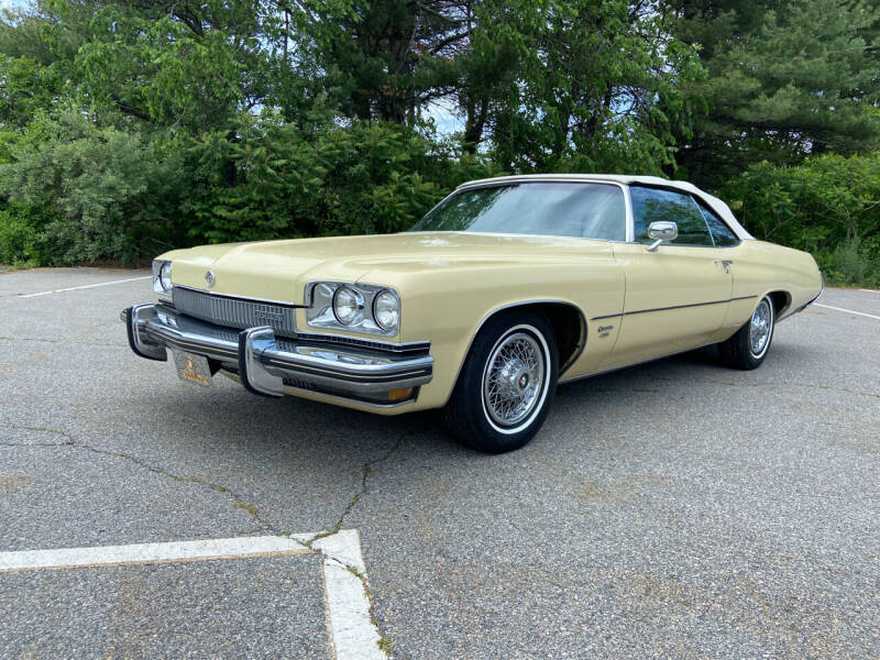 1973 Buick Centurion for sale at Clair Classics in Westford MA