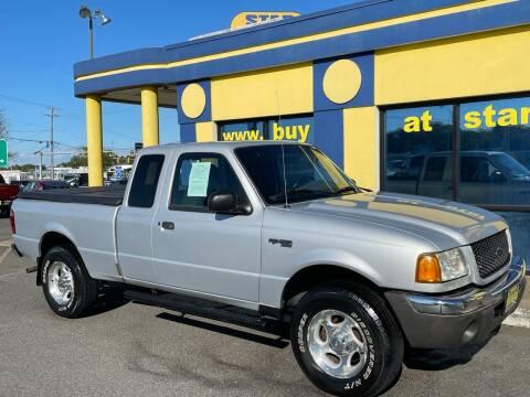 2003 Ford Ranger for sale at Star Cars Inc in Fredericksburg VA