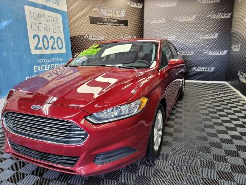 2014 Ford Fusion for sale at X Drive Auto Sales Inc. in Dearborn Heights MI