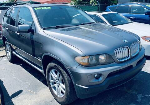 2004 BMW X5 for sale at RD Motors, Inc in Charlotte NC