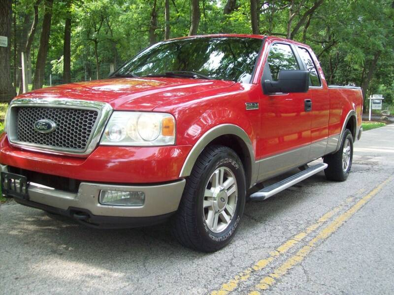 2005 Ford F-150 for sale at Edgewater of Mundelein Inc in Wauconda IL
