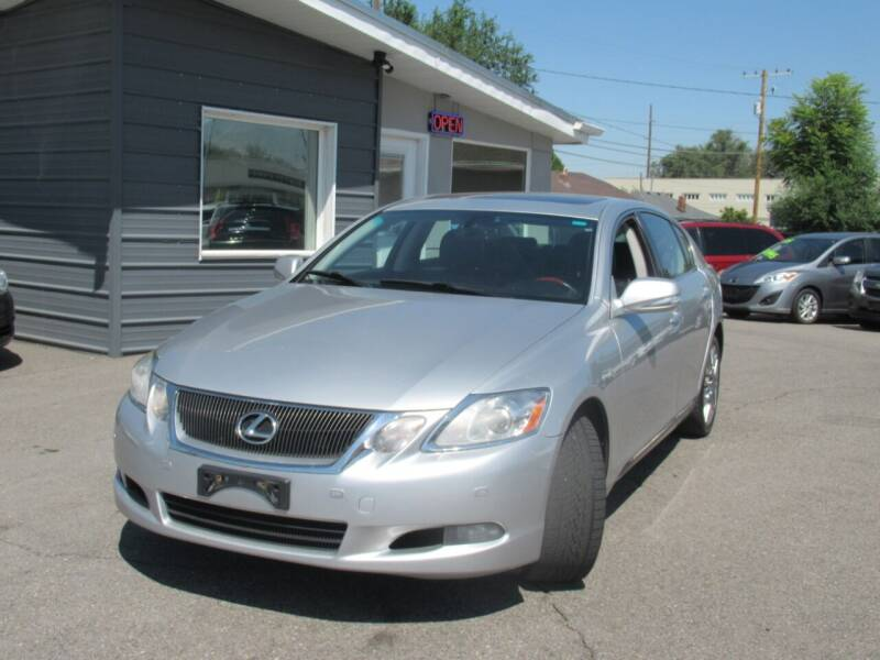 2010 Lexus GS 350 for sale at Crown Auto in South Salt Lake UT