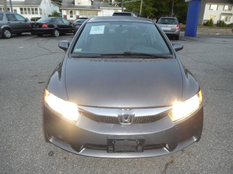 2009 Honda Civic for sale at Wheels and Deals in Springfield MA