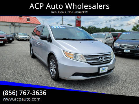2011 Honda Odyssey for sale at ACP Auto Wholesalers in Berlin NJ