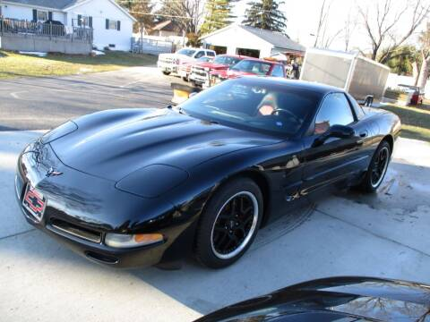 2004 Chevrolet Corvette for sale at Classics and More LLC in Roseville OH