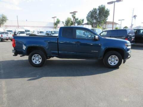 2019 Chevrolet Colorado for sale at Norco Truck Center in Norco CA