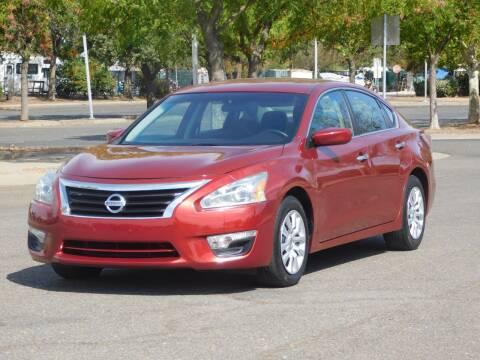 2015 Nissan Altima for sale at General Auto Sales Corp in Sacramento CA