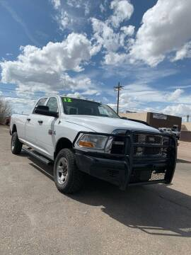 2012 RAM Ram Pickup 3500 for sale at Quality Auto City Inc. in Laramie WY