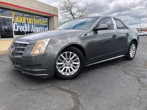 2011 Cadillac CTS for sale at LASCO FORD in Fenton MI