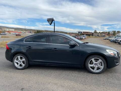 2013 Volvo S60 for sale at Skyway Auto INC in Durango CO