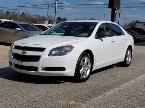 2012 Chevrolet Malibu for sale at Best Auto Sales LLC in Auburn AL