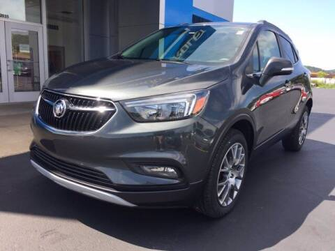 2017 Buick Encore for sale at Jones Chevrolet Buick Cadillac in Richland Center WI