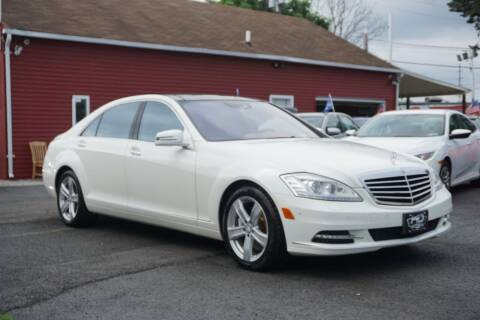 2010 Mercedes-Benz S-Class for sale at HD Auto Sales Corp. in Reading PA
