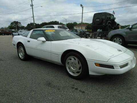 1994 Chevrolet Corvette for sale at Kelly & Kelly Supermarket of Cars in Fayetteville NC