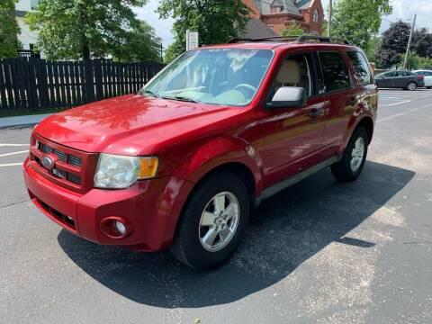 2011 Ford Escape for sale at Eddie's Auto Sales in Jeffersonville IN