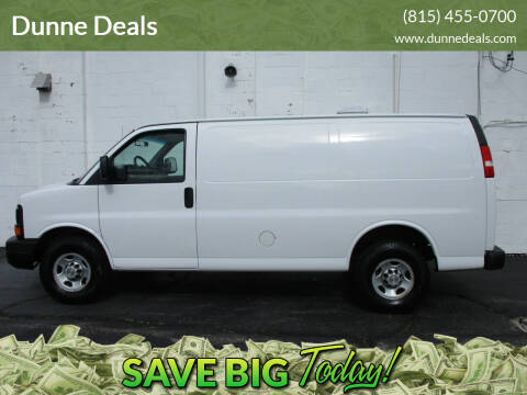 2007 Chevrolet Express Cargo for sale at Dunne Deals in Crystal Lake IL