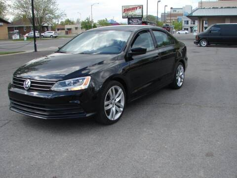 2016 Volkswagen Jetta for sale at Jimmy's Love Bug in Provo UT