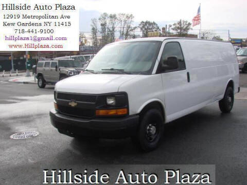 2011 Chevrolet Express Cargo for sale at Hillside Auto Plaza in Kew Gardens NY